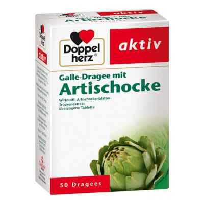 Doppelherz aktiv Galle-Dragee mit Artischocke  bei apo-discounter.de bestellen