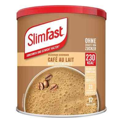 Slim Fast Pulver Cafe au Lait  bei apo-discounter.de bestellen