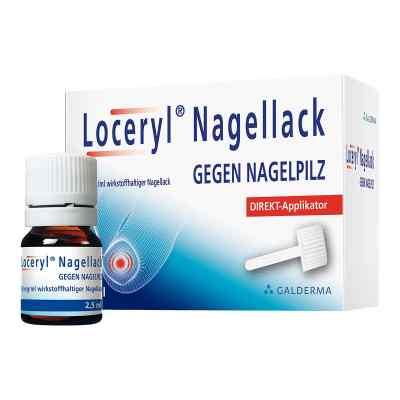 Loceryl gegen Nagelpilz  bei apo-discounter.de bestellen