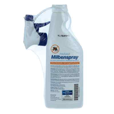 Milbenspray für Matratzen/polster/alle Textilien  bei apo-discounter.de bestellen