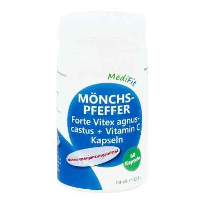 Mönchspfeffer Forte + Vitamin C Kapseln Medifit  bei apo-discounter.de bestellen