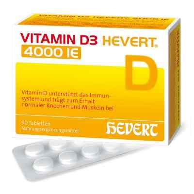Vitamin D3 Hevert 4.000 I.e. Tabletten  bei bioapotheke.de bestellen
