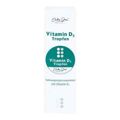 Orthodoc Vitamin D3 Tropfen  bei apo-discounter.de bestellen