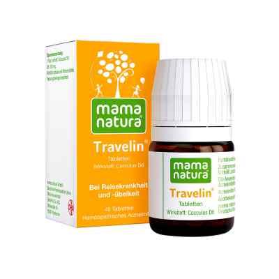 Mama natura Travelin Reisetabletten  bei apo-discounter.de bestellen