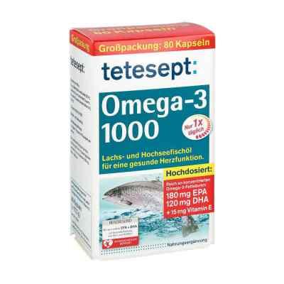 Tetesept Omega-3 1000 Kapseln  bei apo-discounter.de bestellen