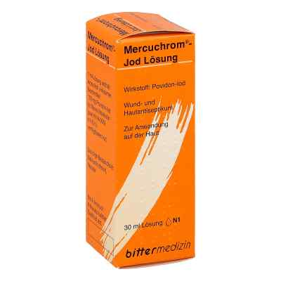Mercuchrom Jod Lösung  bei apo-discounter.de bestellen