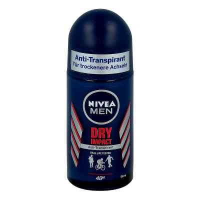 Nivea Men Deo Roll-on dry comfort  bei apo-discounter.de bestellen