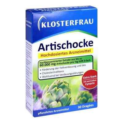 Klosterfrau Artischocke