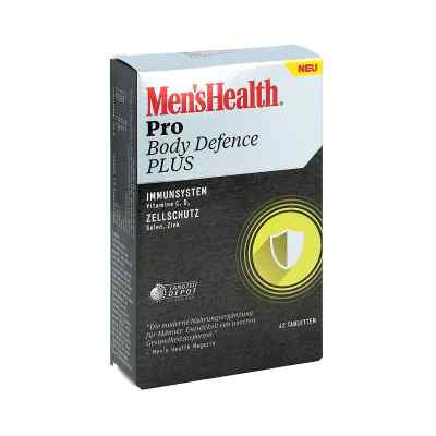Men's Health Pro Body Defence Plus Tabletten  bei bioapotheke.de bestellen