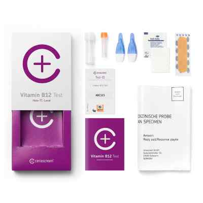 Cerascreen Vitamin B12 Testkit  bei apo-discounter.de bestellen