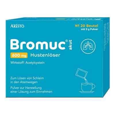 Bromuc akut 600mg Hustenlöser  bei apo-discounter.de bestellen
