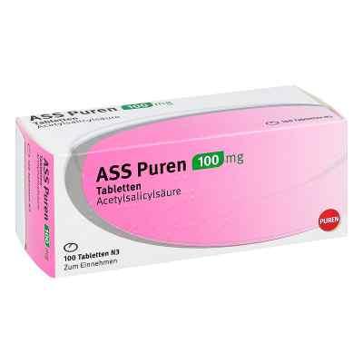 Ass Puren 100 mg Tabletten  bei apo-discounter.de bestellen