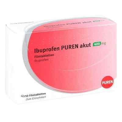 Ibuprofen Puren akut 400 mg Filmtabletten  bei apo-discounter.de bestellen
