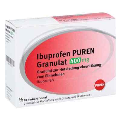Ibuprofen PUREN 400mg  bei apo-discounter.de bestellen