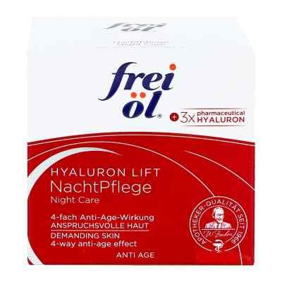 Frei öl Anti-age Hyaluron Lift Nachtpflege  bei apo-discounter.de bestellen