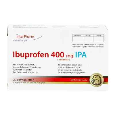 Ibuprofen 400mg von apo-discounter.de  bei apo-discounter.de bestellen