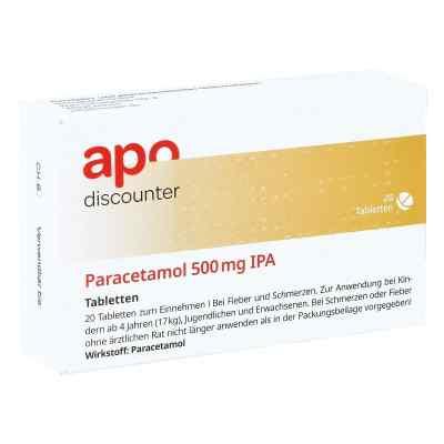 Paracetamol 500mg von apo-discounter.de  bei apo-discounter.de bestellen