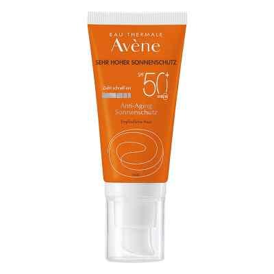 Avene Sunsitive Anti-aging Sonnenemulsion Spf 50+  bei apo-discounter.de bestellen