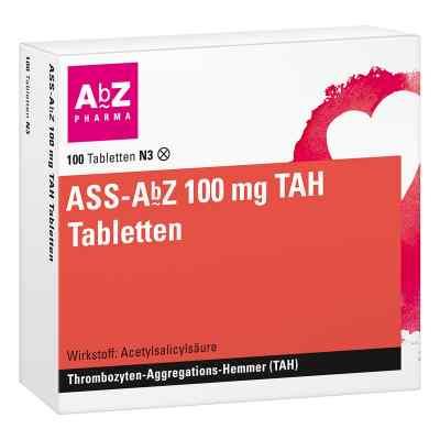 ASS-AbZ 100mg TAH  bei apo-discounter.de bestellen