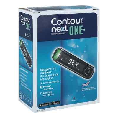 Contour Next One Blutzuckermessgerät Set mg/dl  bei apo-discounter.de bestellen