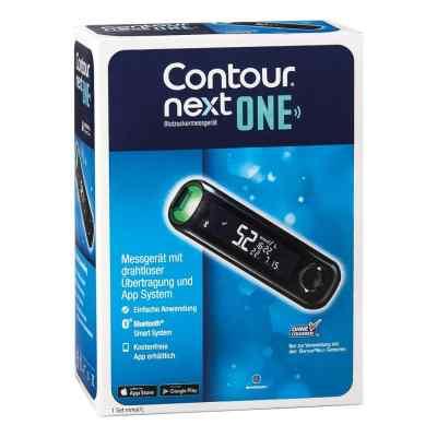 Contour Next One Blutzuckermessgerät Set mmol/l  bei apo-discounter.de bestellen