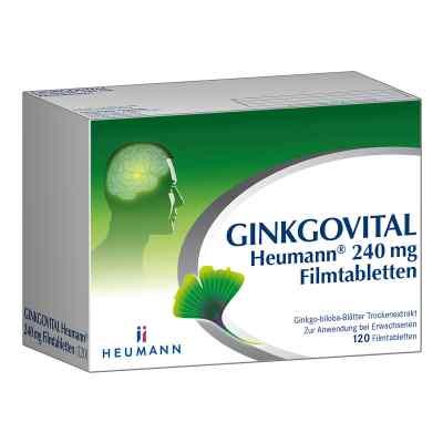 GINKGOVITAL Heumann 240mg  bei apo-discounter.de bestellen