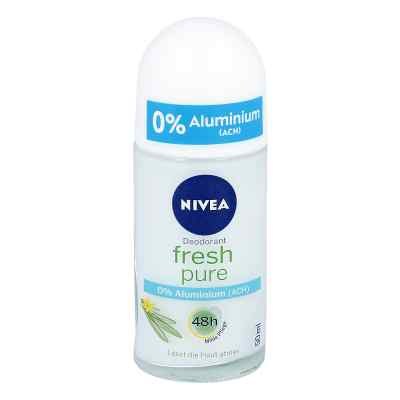 Nivea Deo Roll-on fresh pure  bei apo-discounter.de bestellen