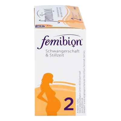 Femibion Schwangerschaft 2 D3+dha+400 [my]g Fol.o.