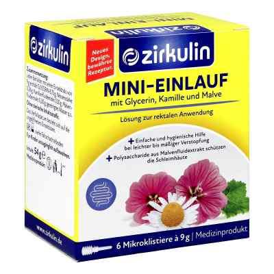 Zirkulin Mini-einlauf Klistiere  bei apo-discounter.de bestellen