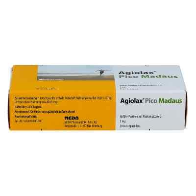 Agiolax Pico Madaus Abführ-pastillen  bei apo-discounter.de bestellen