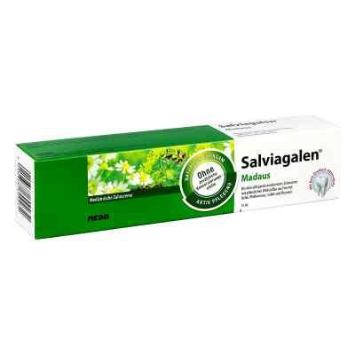 Salviagalen medius Zahncreme Madaus  bei apo-discounter.de bestellen
