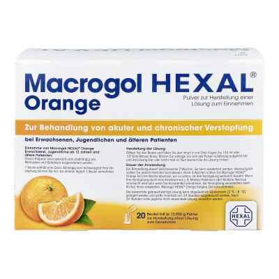 Macrogol Hexal Orange Plv.z.her.e.lsg.z.einn.btl.  bei apo-discounter.de bestellen