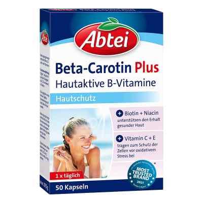 Abtei Beta-carotin Plus Hautaktive B-vitamine Kapseln  bei apo-discounter.de bestellen