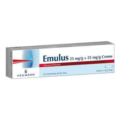 Emulus 25 mg/g + 25 mg/g Creme  bei apo-discounter.de bestellen