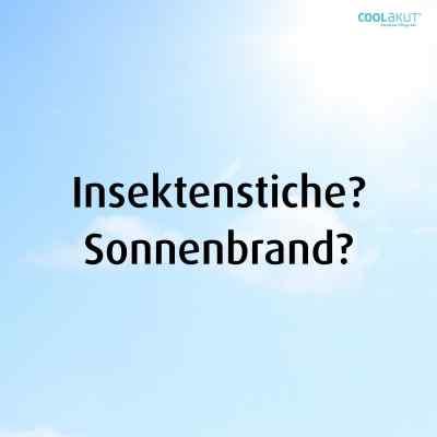 Coolakut Stich & Sun Pflege-gel  bei apo-discounter.de bestellen