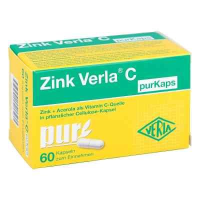 Zink Verla C purKaps  bei apo-discounter.de bestellen
