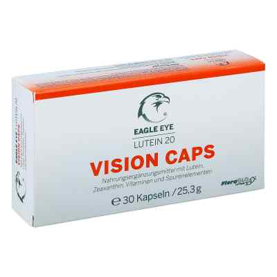 Eagle Eye Lutein 20 Vision Caps  bei apo-discounter.de bestellen
