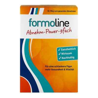 Formoline Abnehm-power-3fach L112+eiweissdiät+buch  bei apo-discounter.de bestellen
