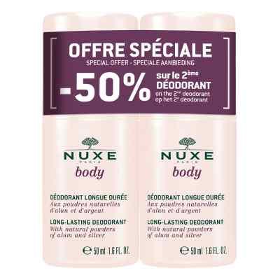 Nuxe Body Deodorant Longue Duree Duo  bei apo-discounter.de bestellen
