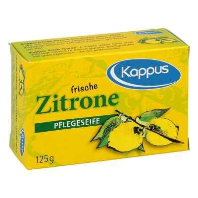 Kappus frische Zitrone Seife  bei apo-discounter.de bestellen