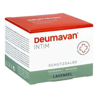 Deumavan Schutzsalbe mit Lavendel Dose  bei apo-discounter.de bestellen