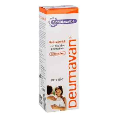 Deumavan Schutzsalbe Lavendel Medizinprodukt  bei apo-discounter.de bestellen