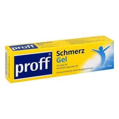 Proff Schmerzgel 50mg/g  bei apo-discounter.de bestellen