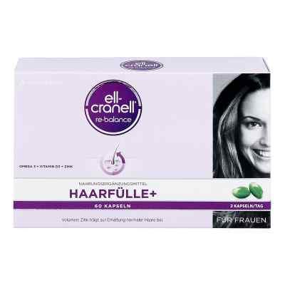 Ell-cranell Haarfülle+ für Frauen Kapseln  bei apo-discounter.de bestellen