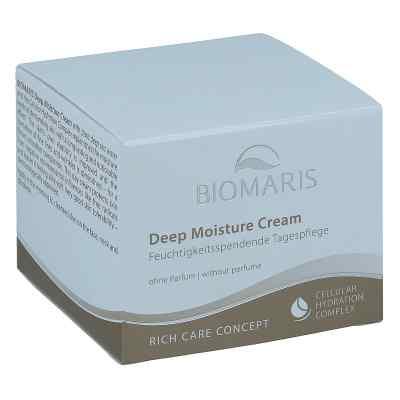 Biomaris deep moisture cream ohne Parfum  bei apo-discounter.de bestellen
