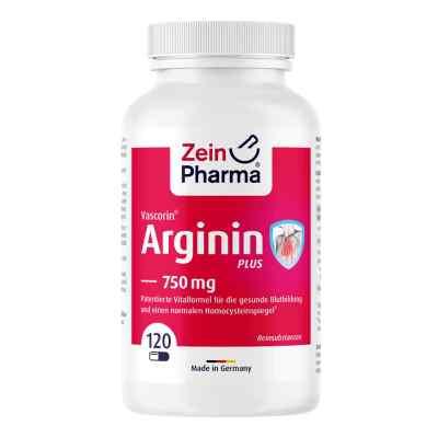 Vascorin Arginin Plus Kapseln  bei apo-discounter.de bestellen