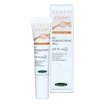 Benevi Color Uv-pigmentcreme hell Lsf 20  bei apo-discounter.de bestellen