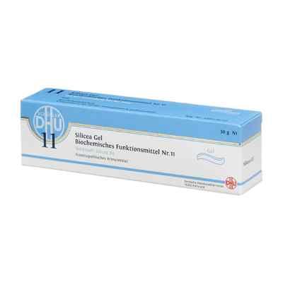 Biochemie Dhu 11 Silicea D 4 Gel  bei apo-discounter.de bestellen