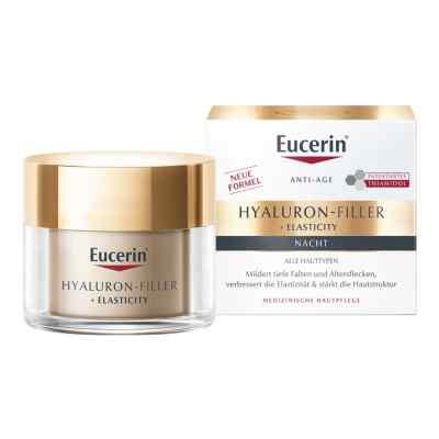 Eucerin Anti-age Elasticity+filler Nachtcreme  bei bioapotheke.de bestellen