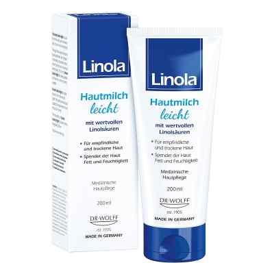 Linola Hautmilch leicht  bei bioapotheke.de bestellen